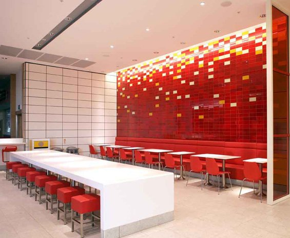 Mcdonalds Interior Design interior designs for mcdonald's ukshh | contemporist