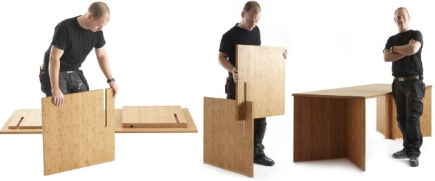3 in 1 Table from Slot Furniture