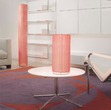 Tajo Floor & Table Lamp