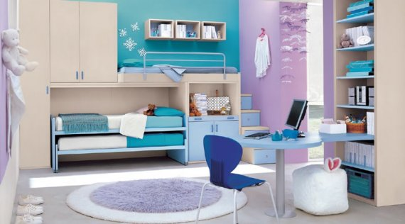 Cool Teenage Room