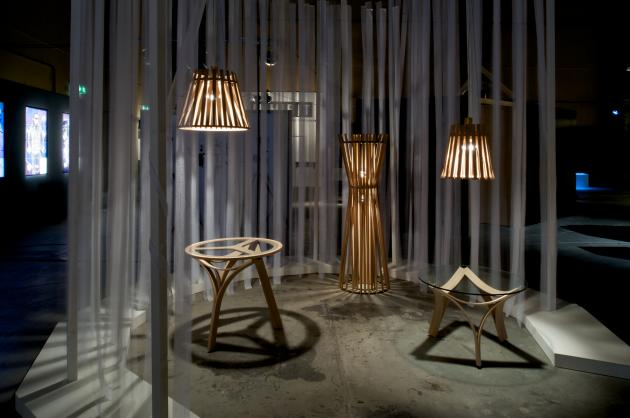 Best of interior design and architecture take kagu bamboo - Bamboo designs for interior designing ...