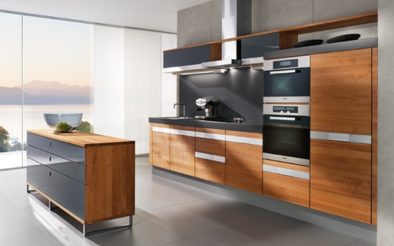 k7 linee and rondo kitchen designs contemporist. Black Bedroom Furniture Sets. Home Design Ideas