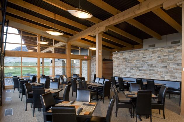 Tobiano Golf Clubhouse By A K A Architecture Contemporist