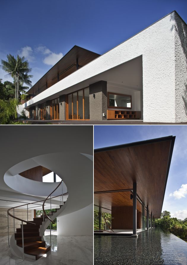 Architecture page 689 of 930 contemporist - Wall flower design ...