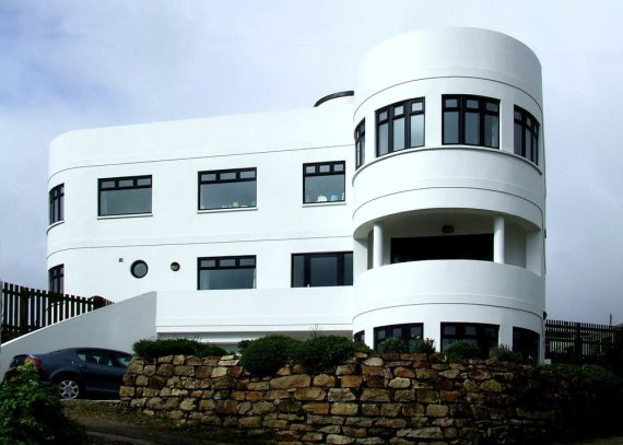Moderne architecture on pinterest art deco house streamline moderne and art deco home for Moderne deco