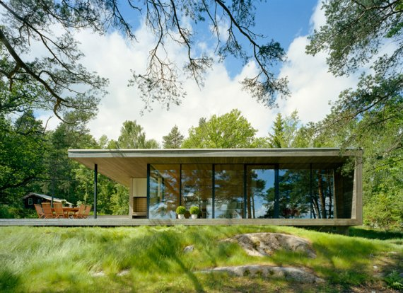 Contemporary House in Sweden