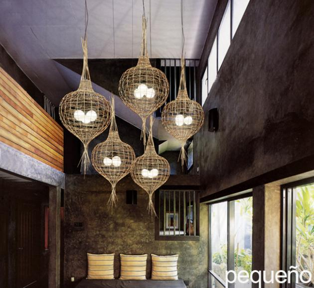 Quirky pendant lighting : Quirky ceiling light