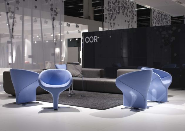German Designers Kirsten Hoppert And Steffen Kroll Of Studio Vertijet Have  Designed Two Chairs, Both Named YUCA, For The German Furniture Manufacturer  COR.