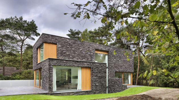 Photography By Cornbreadworks. Villa In The Woods By Zecc Architects Idea