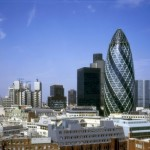 30 St Mary Axe (aka: The Gherkin)