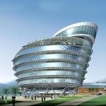 The Qingping Highway Management Centre