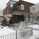 Modern House in Toronto, Canada