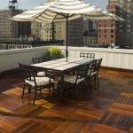 Manhattan Penthouse Decking