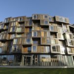 New Student Housing in Copenhagen, Denmark