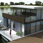 Floating Homes by Waterstudio