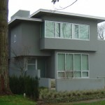 Modern House in Vancouver, Canada