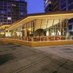 The Lucier Restaurant in Portland, Oregon