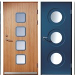 Contemporary Door designs from Sweden