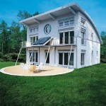 Passive homes are popular in Germany