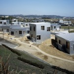 Social Housing in Oita, Japan by Takao Shiotsuka