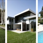 The Brentwood Residence by Belzberg Architects