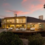 Beachfront House in Carpinteria, California