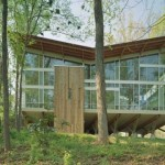 The Strickland-Ferris Residence by Frank Harmon