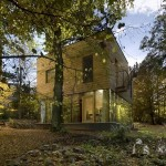 Wooden House by Sporadical Architects