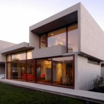 The Fleischmann House by Mas & Fernandez Architects