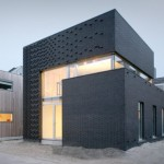 The Ijburg House by Marc Koehler