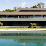 House in Somosaguas by A-cero Architects