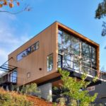 The EB1 Residence by Replinger Hossner Architects