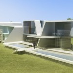 Cyprus House by Iosa Ghini