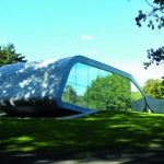 Ordrupgaard Extension by Zaha Hadid