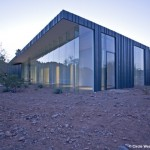 The Desert House by Circle West Architects