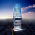 Dorobanti Tower by Zaha Hadid Architects