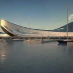 Regium Waterfront by Zaha Hadid Architects