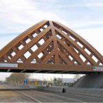 Akkerwinde Bridge by OAK Architects