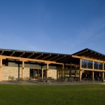 Tobiano Golf Clubhouse by a|k|a Architecture