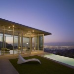 The Skyline Residence by Belzberg Architects