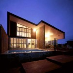 Couran Point House by Arkhefield Architects