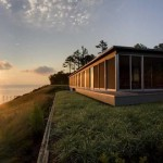 River House by Ziger/Snead Architects