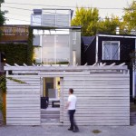 Cabbagetown Residence by Dubbeldam Architects