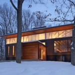 The Ferrous House by Johnsen Schmaling Architects