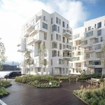 Harbour Isle Apartments by Lundgaard & Tranberg