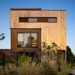 The Lobster Boat Residence by Chadbourne + Doss Architects