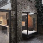 A Modern Oriel Window by Platform 5 Architects