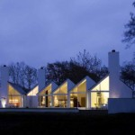 The Origami House by Jane D Burnside Architects