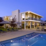 The Porter Residence by Abramson Teiger Architects