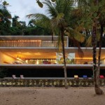 The Paraty House by Marcio Kogan Architects